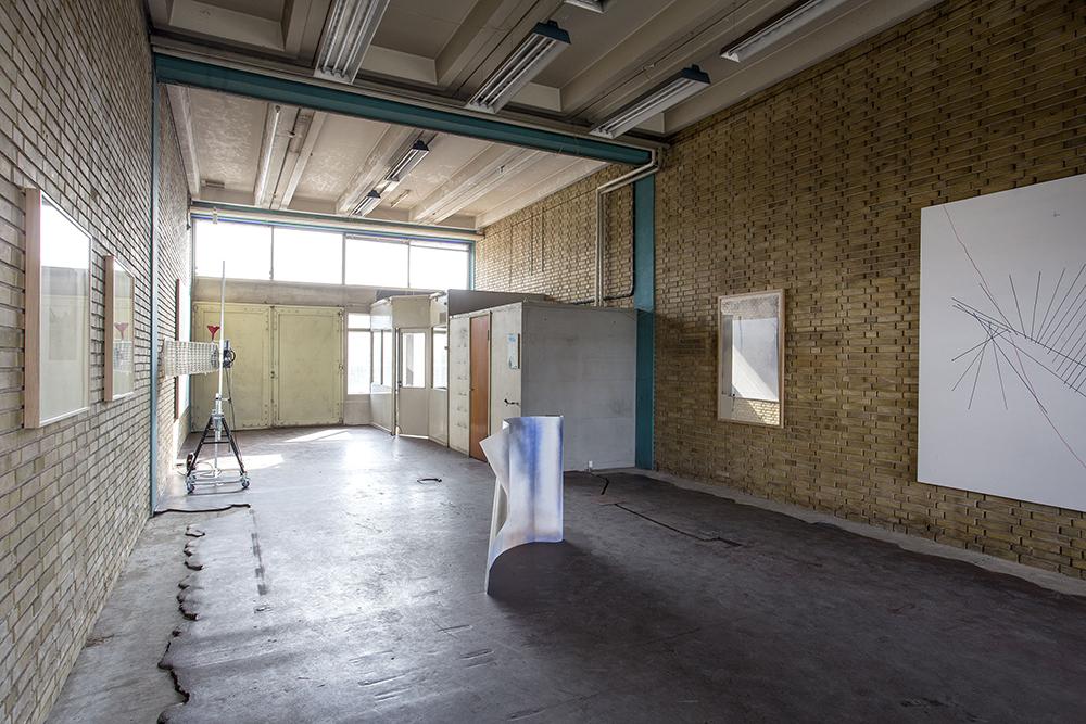 Sart, Installation view.