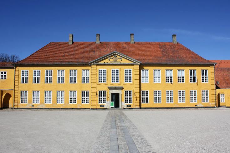 Museet for samtidskunst | Foto: Ukendt.