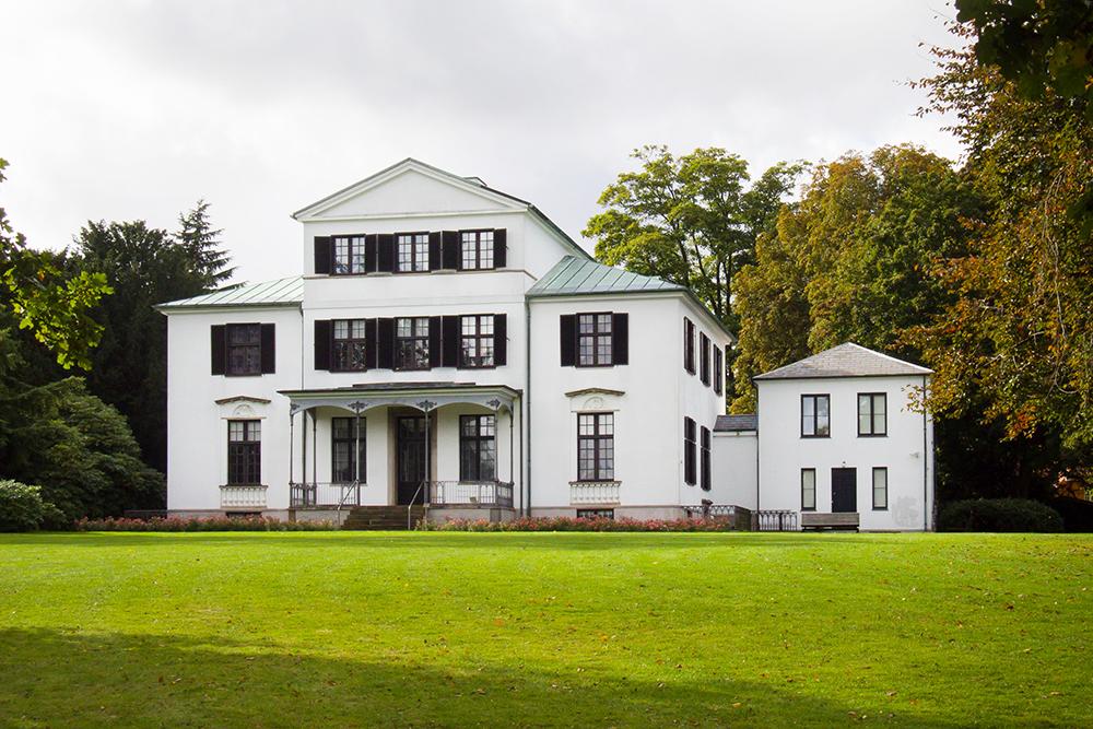 Øregaard Museum | Foto: Wikipedia.