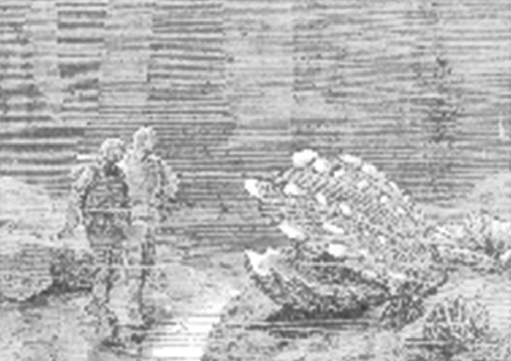 Havnens Lyde. Foto: Jules Verne, Under Havet.   6) HAVNENS LYDE  Copenhagen Contemporary: Søndag 30/4 kl. 11.00 - 16.00 | Billetter via billetto.dk | In Danish or English depending on the audience.  Hvordan lyder havnen? Det undersøger vi i denne workshop. Kraner, der drejer i vinden. Bølgeskvulp. Mågeskrig. Kunstnerne Ursula Nistrup og Tobias R. Kirstein arbejder hver især konceptuelt med lyd og sted og inviterer med denne workshop publikum til at udforske havnen som et rum, hvor mange lyde støder sammen. Ved hjælp af optageudstyr, fortællinger og forestillingsevne vil vi skabe adgang til ukendte og utilgængelige steder - både i det indre og i det ydre. Publikum bedes medbringe pen og papir, computer samt optageudstyr (smartphone er godt nok). Husk passende påklædning alt efter vejret. Efter workshoppen kl. 16:00 er alle velkomne til at komme forbi og opleve dagens produktion.