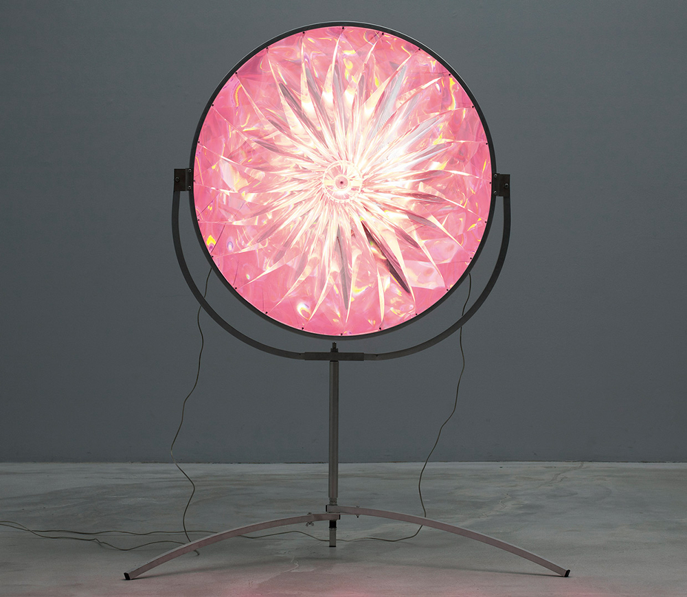 Olafur Eliasson, National career lamp, 2007. ARKEN collection. Foto: Anders Sune Berg.