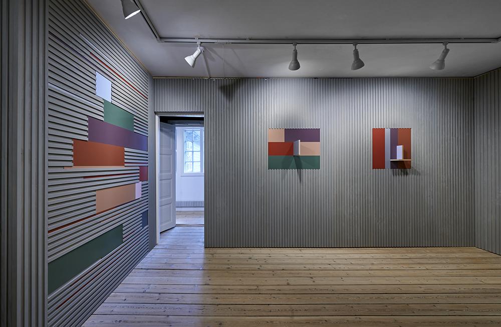 Peter Holm, Græsted suiten, 2017. Foto: Torben Petersen.