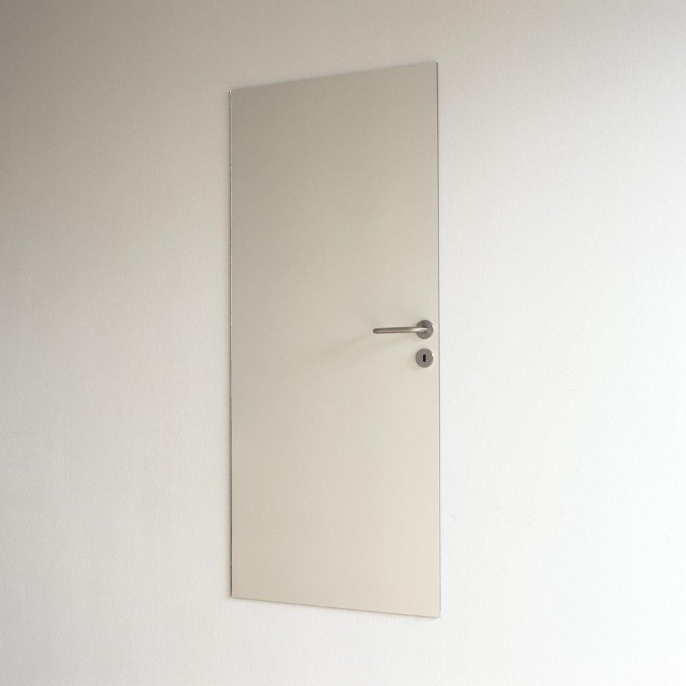 """Jakob Hunosøe """"Spejl reflekterer dør"""", 2017."""