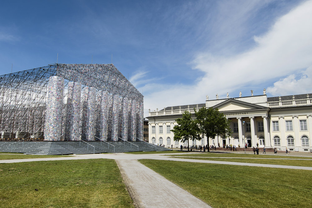 Documenta 14, Kassel. Photo © I DO ART Agency.