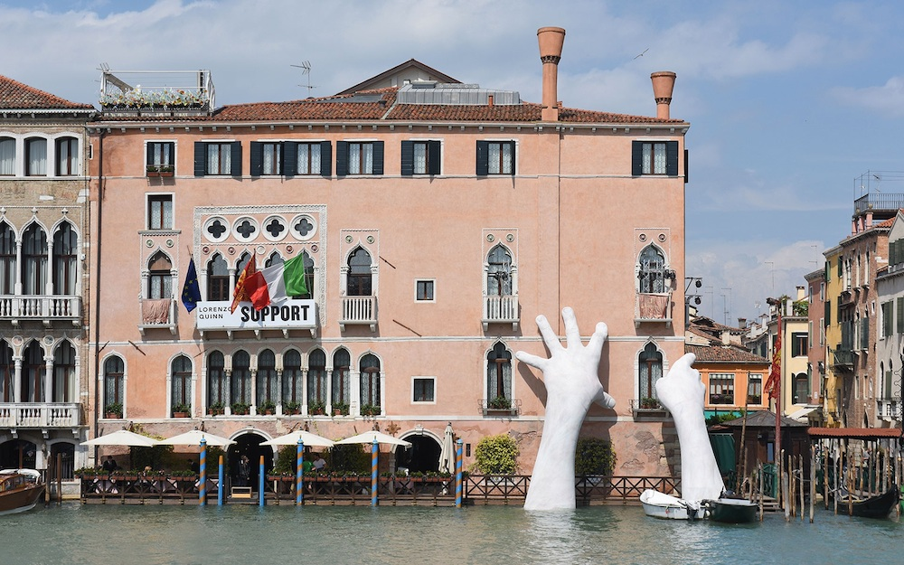 LA BIENNALE DI VENEZIA 2017 — I DO ART