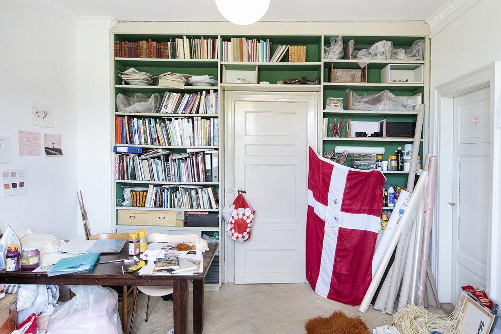 Hesselholdt & Mejlvangs atelier | Fotos © I DO ART Agency.