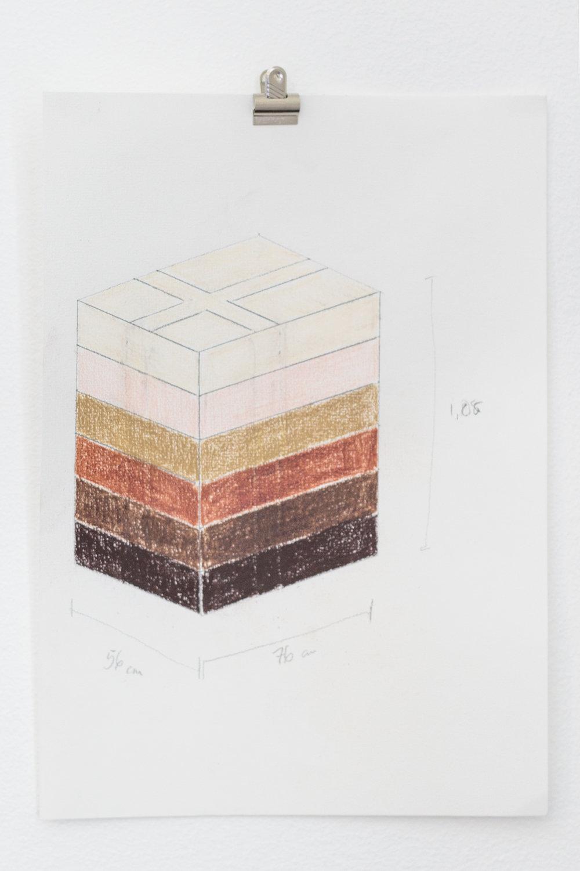 Skitser til Tommerup-værk | Fotos © I DO ART Agency.