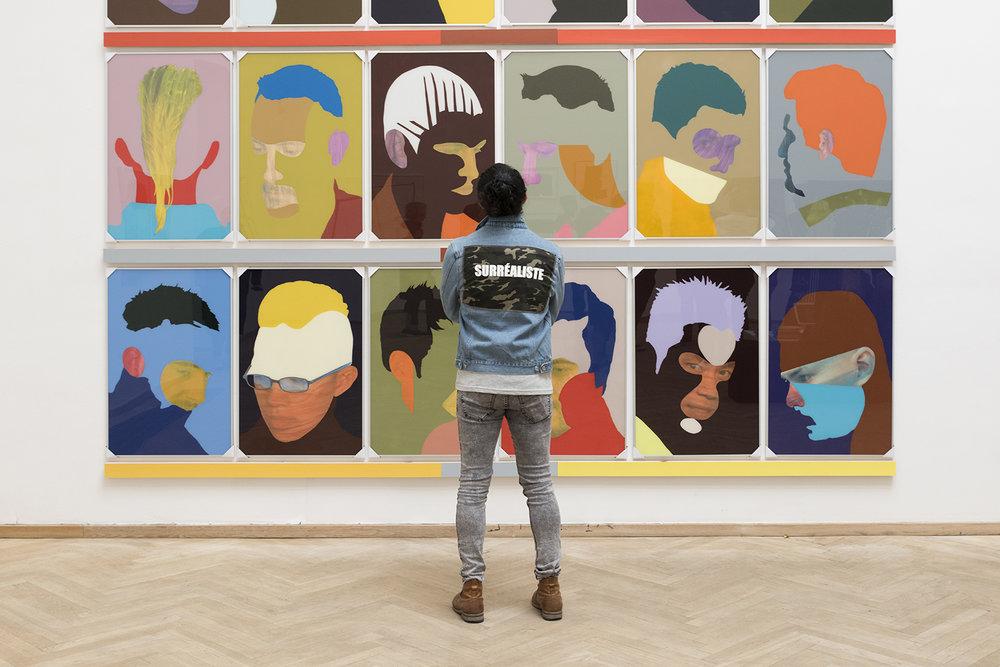 Chart Art Fair 2017 (David Risley Gallery) | Foto af David Stjernholm.