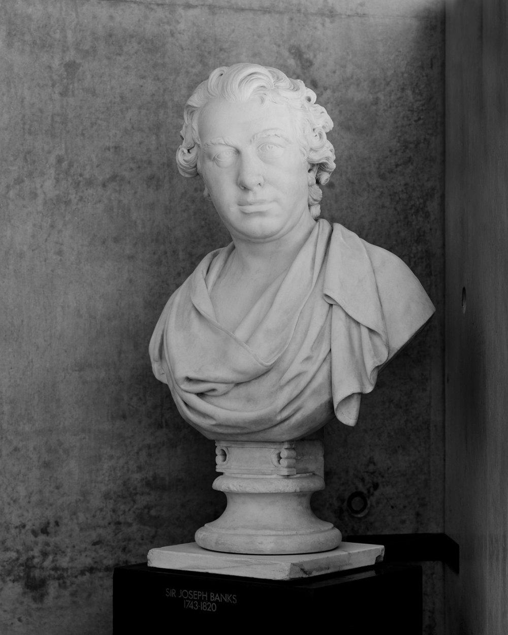 Clément Verger, Joseph Banks.