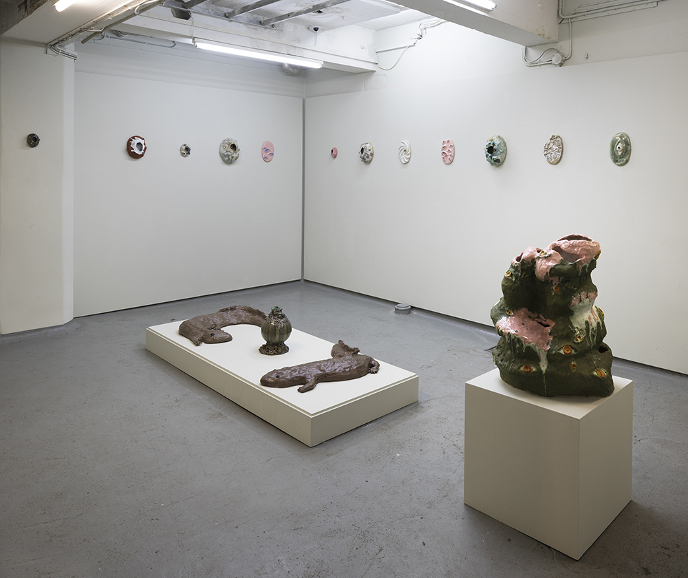 "Klara Lilja ""Genesis"" Installationview | Photos: Jan Søndergaard."