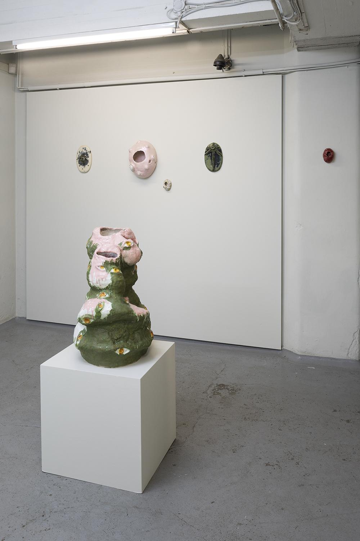 "Klara Lilja ""Genesis"" Installationview | Photo: Jan Søndergaard."
