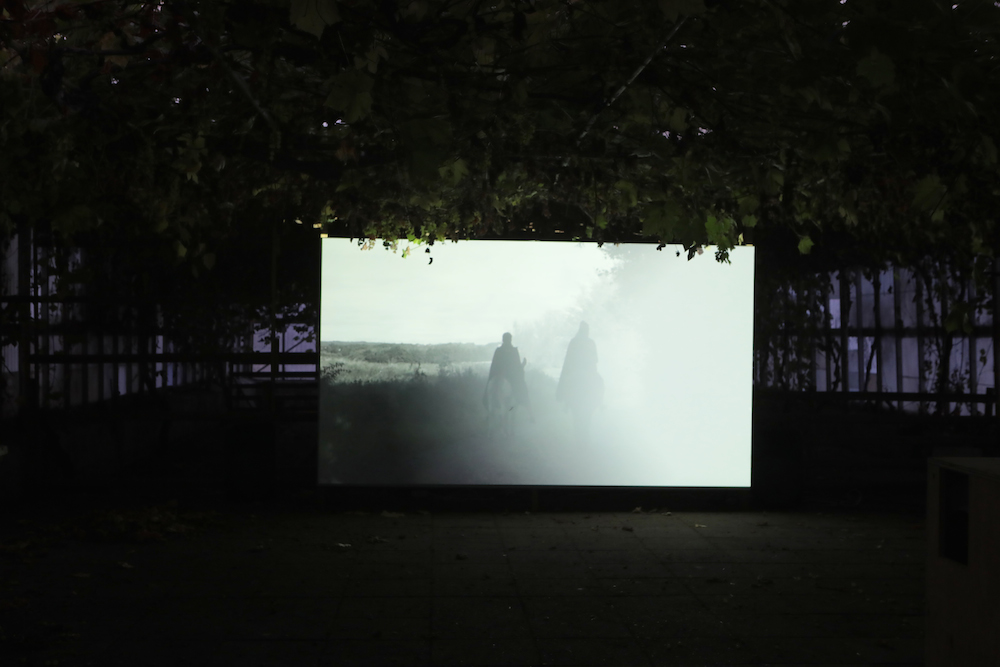 """Hanne Nielsen og Birgit Johnsen """"Der er andre verdener at vise"""", 2017"""