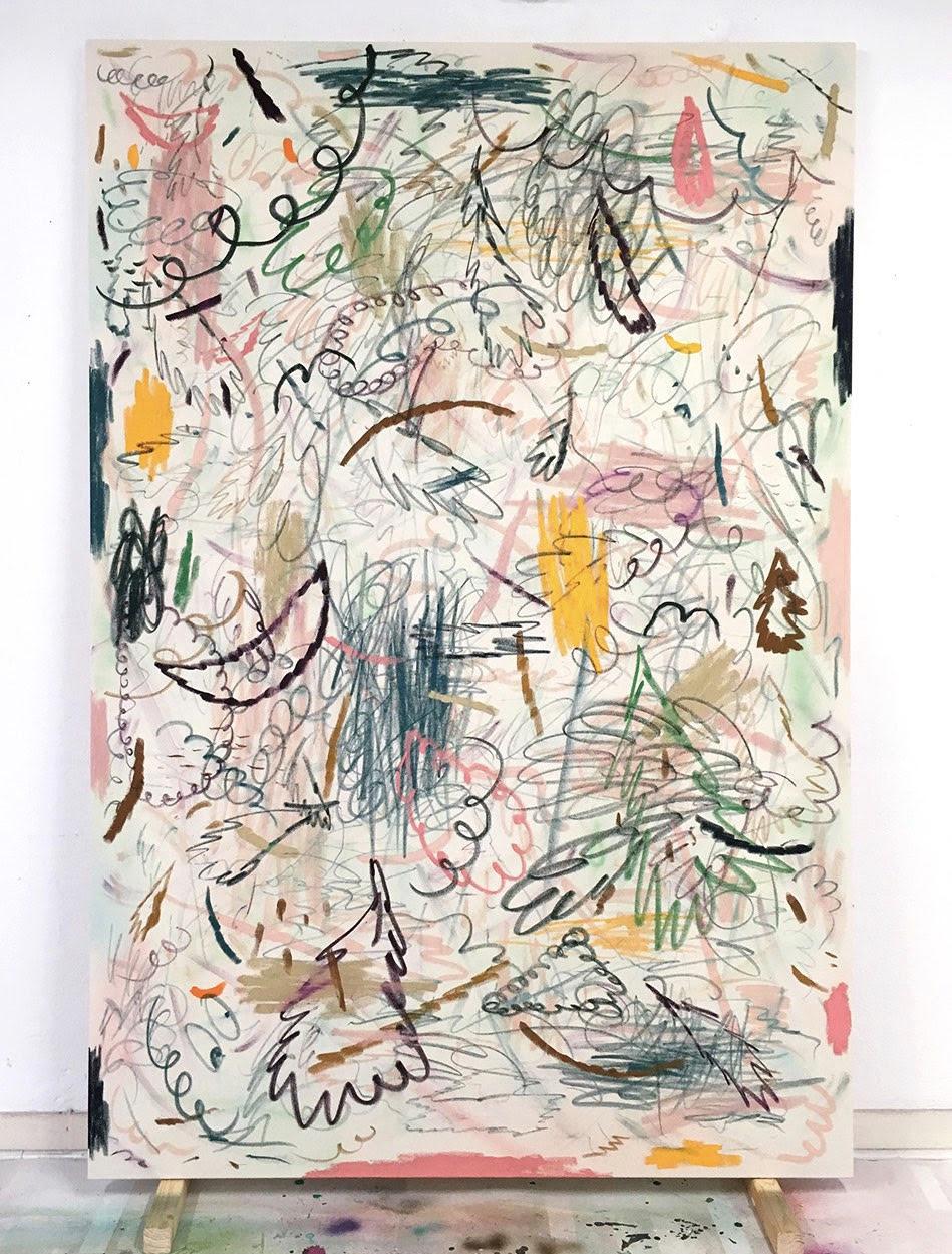 Daniel Jensen - Untitled, 2017.