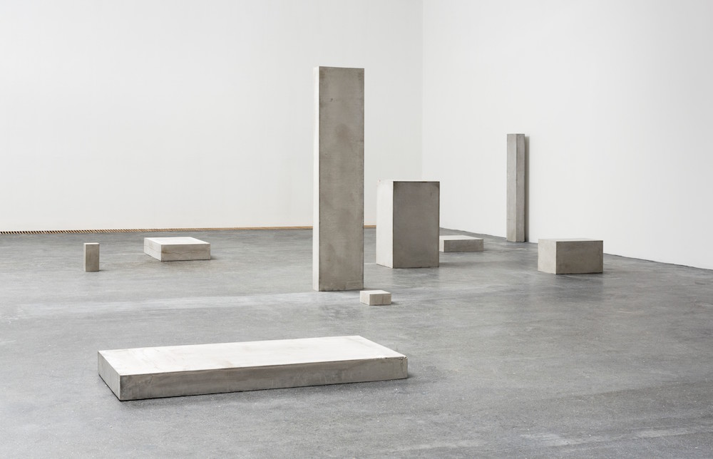 "Ebbe Stub Wittrup & Troels Sandegaard ""Exposed objects,"" 2013 (installation) 