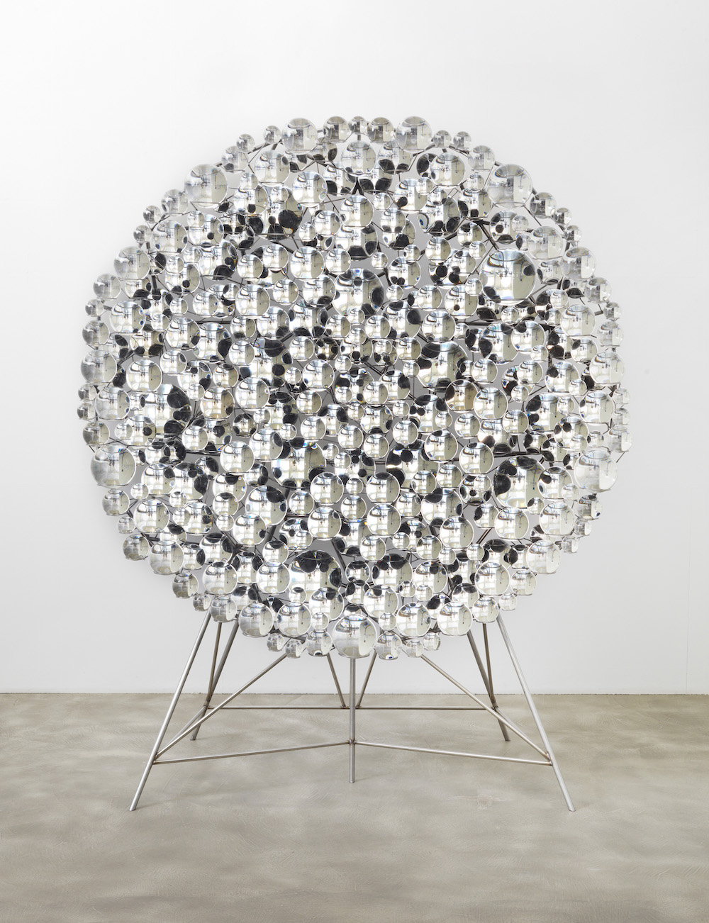 "Olafur Eliasson ""Your condensation,"" 2013, | Photo Åsa Lundén, Moderna Museet, Stockholm, Courtesy ARoS Aarhus Kunstmuseum."