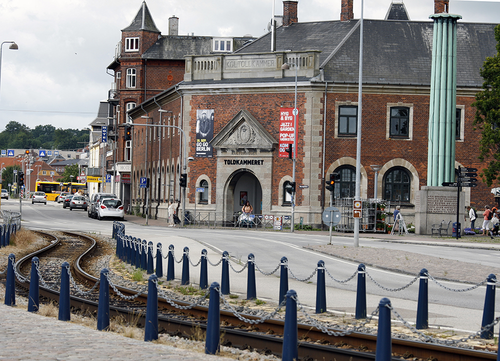Foto: Kulturhuset Toldkammeret i Helsingør.