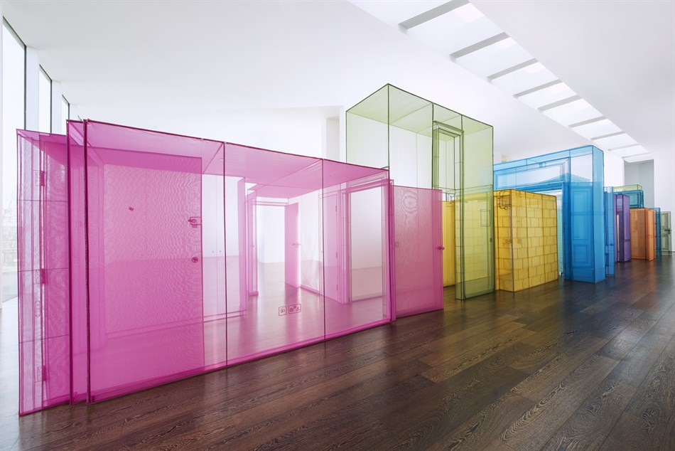 Do Ho Suh, Passages, Victoria Miro Gallery II, Courtesy The Artist, Lehmann Maupin, New York And Hong Kong, And Victoria Miro, London. Foto Thierry Bal