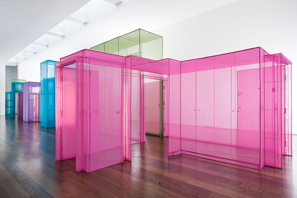 Do Ho Suh, Passages, Victoria Miro Gallery II, Courtesy The Artist, Lehmann Maupin, New York And Hong Kong, And Victoria Miro, London. Foto Thierry Bal.