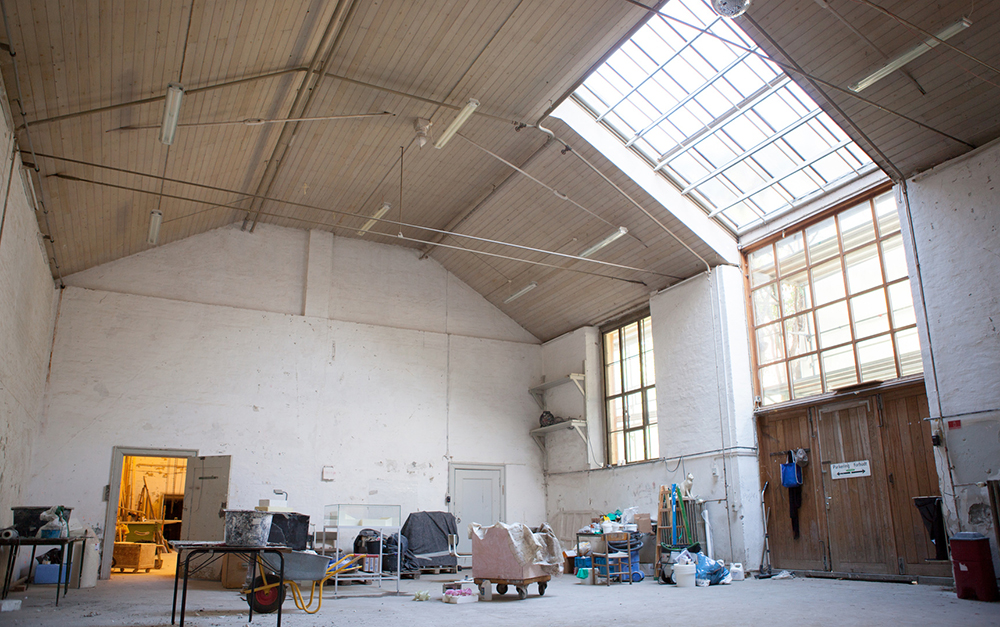 Foto: Kunstakademiet.