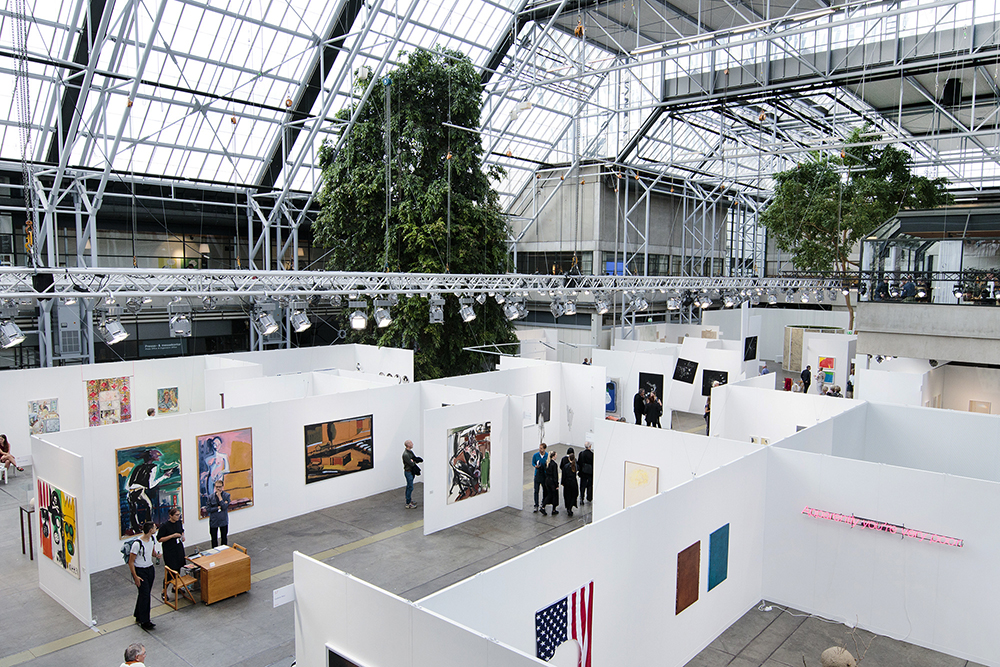 Code Art Fair 2017. | Foto: I DO ART Agency.