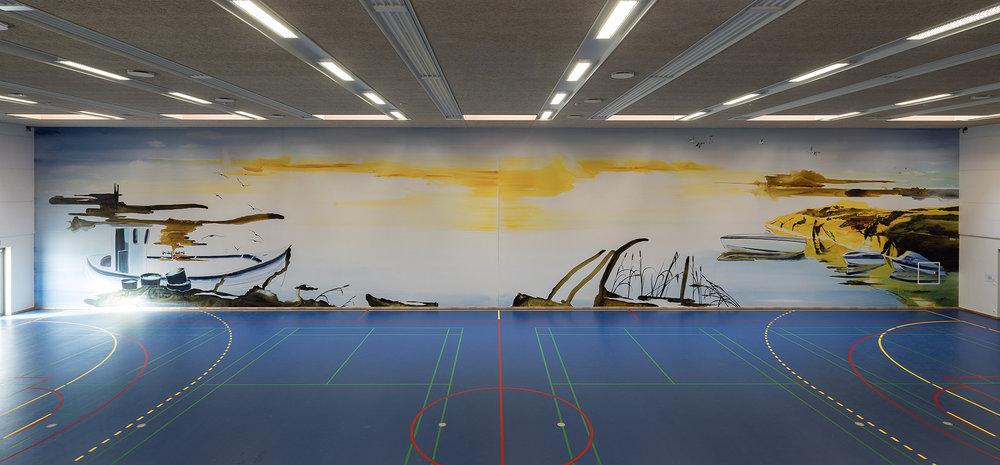 John Kørner,  Panorama  (2017). Foto: Torben Eskerod.