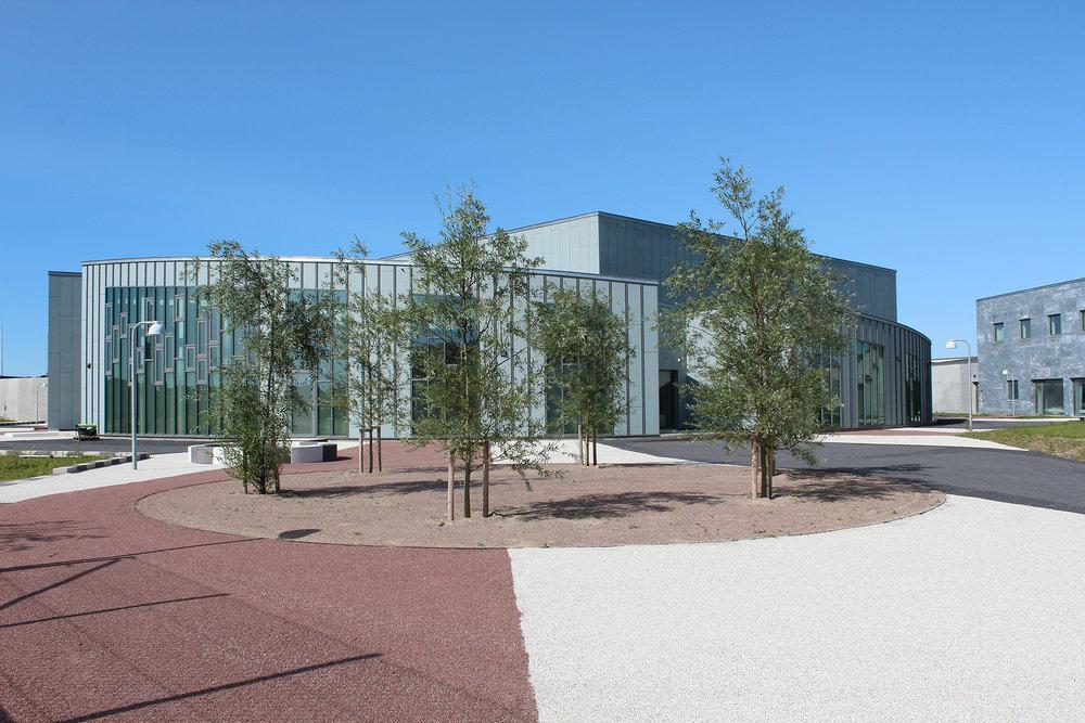 Storstrøm Fængsel. Foto: Emma Elleby Skov.