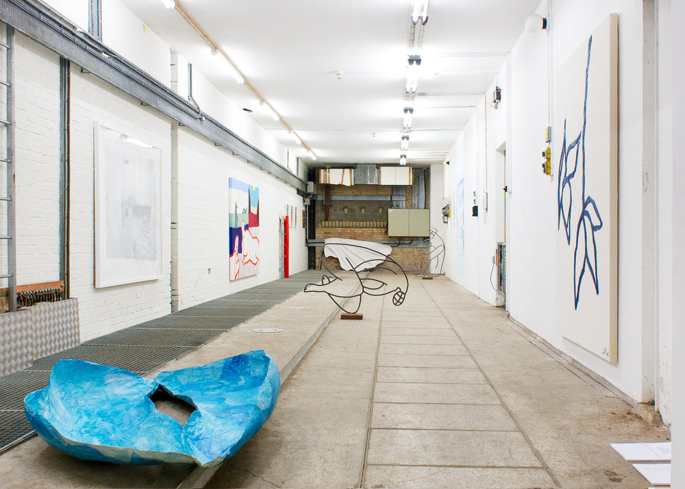 Is thinking decoration? (Installation view). Foto: Jacob Friis-Holm Nielsen.