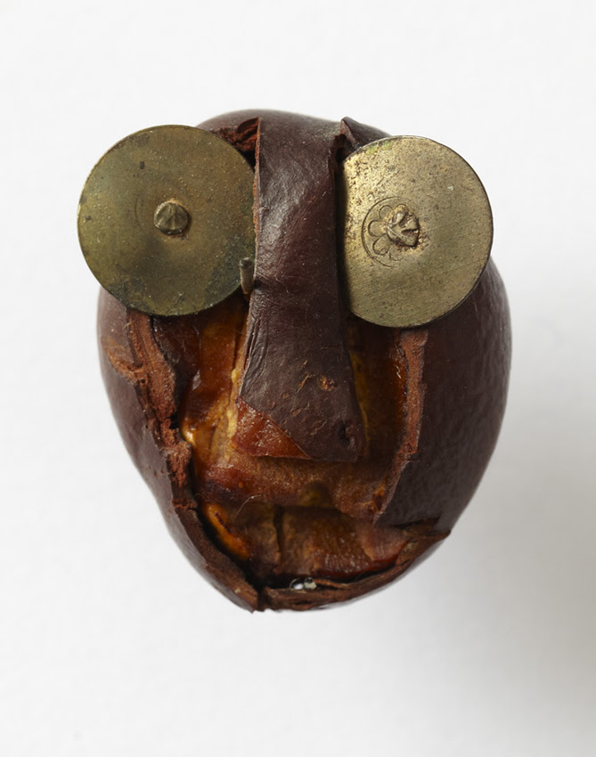 "Christian Vind "" Chestnut head (re-animated object) ,"" 2018. Photography, ed. 1/2 + 1AP, 130 x 102 cm. Photo: Anders Sune Berg."