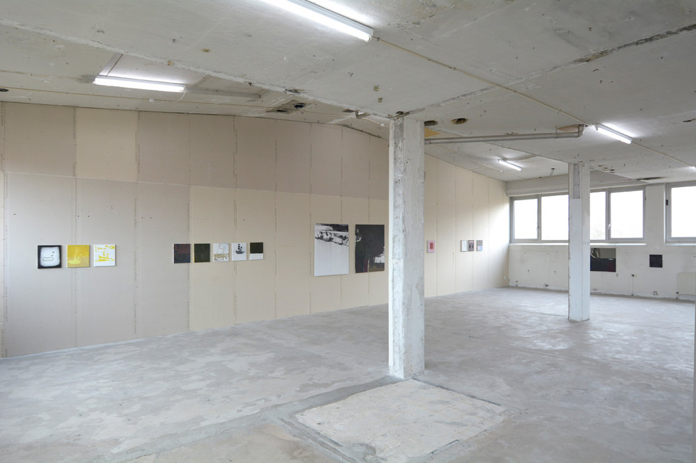 "Mogens Gissel & Mette Braüner ""Dengang & Nu"" (Installation view). Foto: Erik Balle."