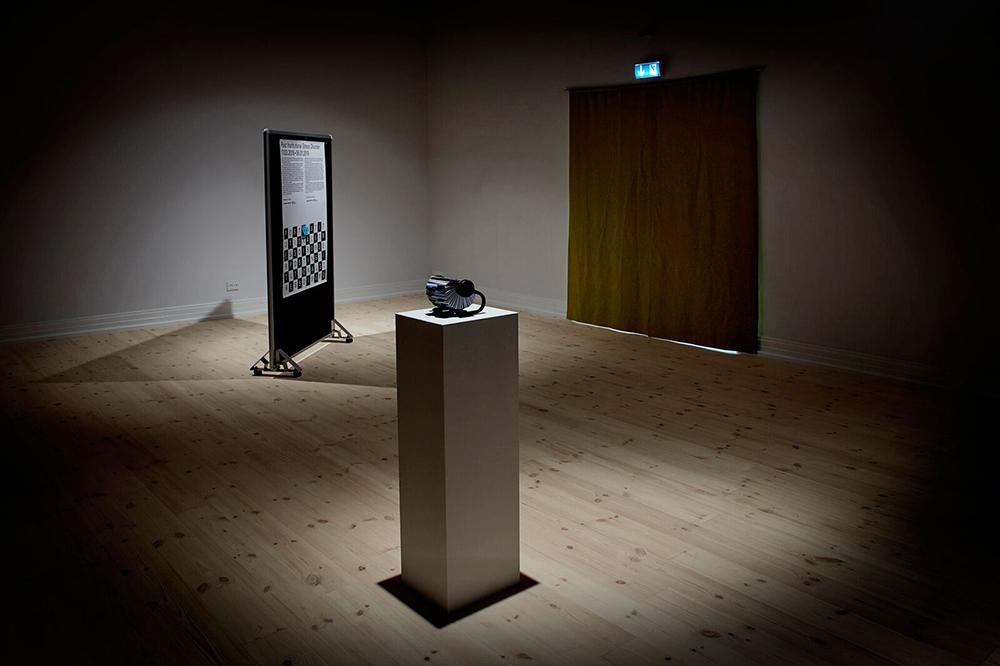 PISD, Installation view. Foto: Kåre Viemose.