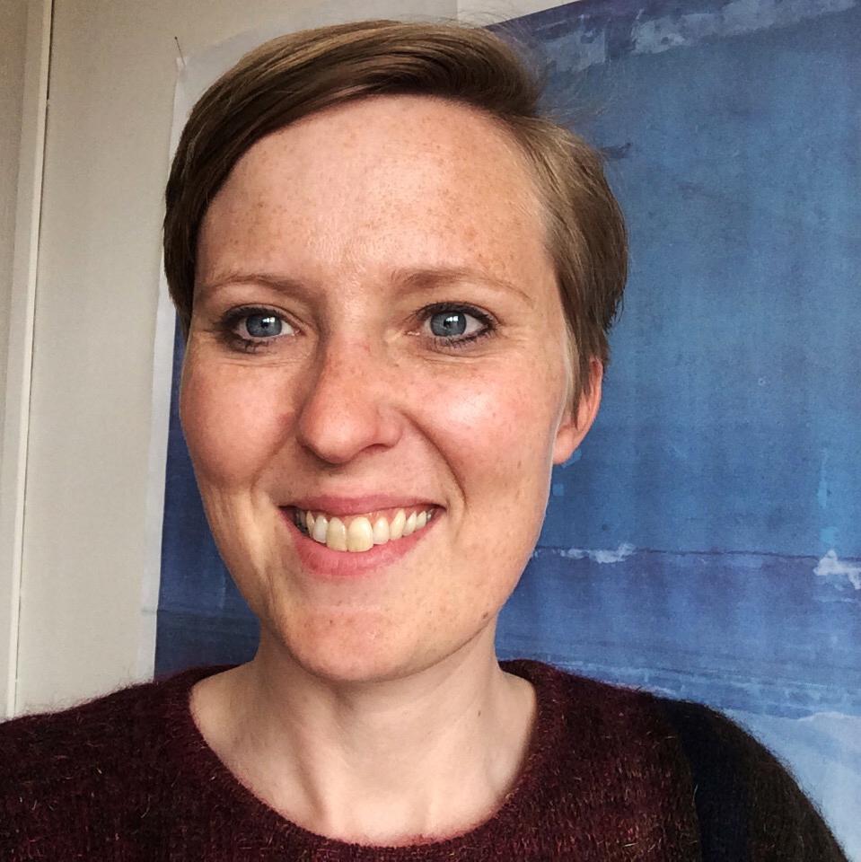 Trine Friis Sørensen, Postdoc ved Aarhus Universitet og Kunsthal Aarhus, samt uddannelseskoordinator og underviser på MA Curating.