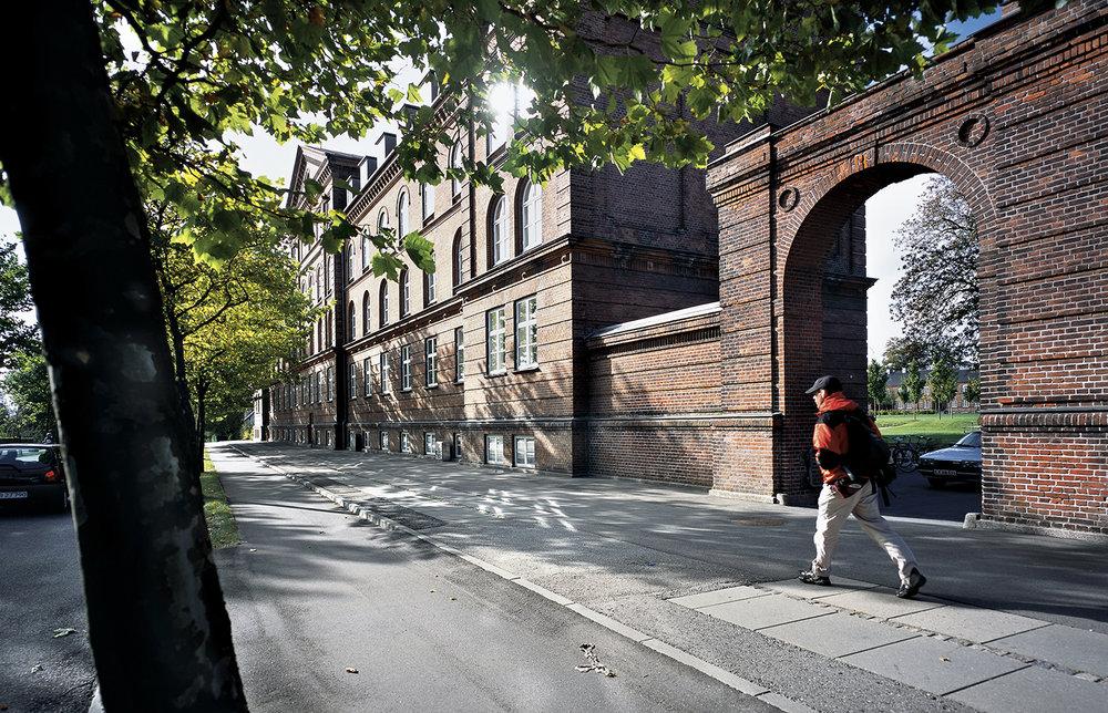 Aarhus Universitet. Foto: Poul Ib Henriksen.