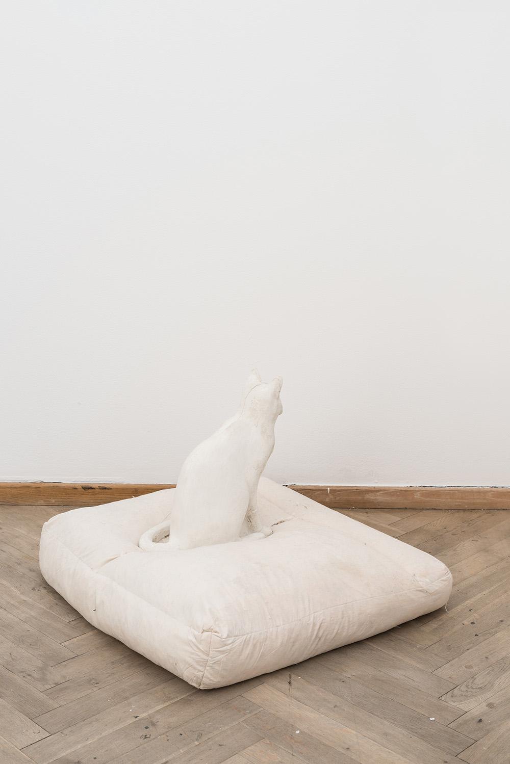 Afgang 2018, Sara Sjölin, 'Rika djur', 2018. Detail, Kunsthal Charlottenborg, 2018. Photo: David Stjernholm.