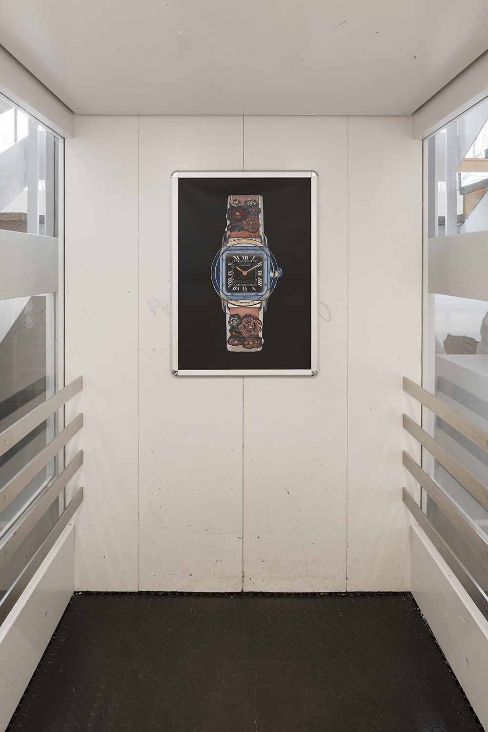 Afgang 2018, David Stjernholm, 'Ten Ten', 2018. Installation view, Kunsthal Charlottenborg, 2018. Photo: David Stjernholm.