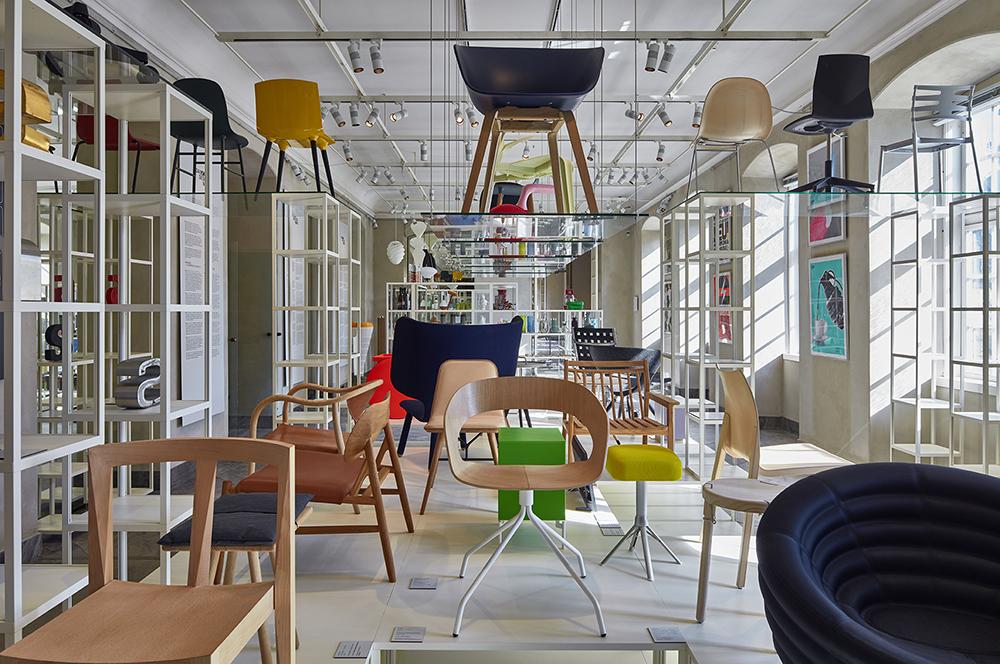 """Det danske hjem og """"Danish design"""". Photo: Pernille Klemp."""