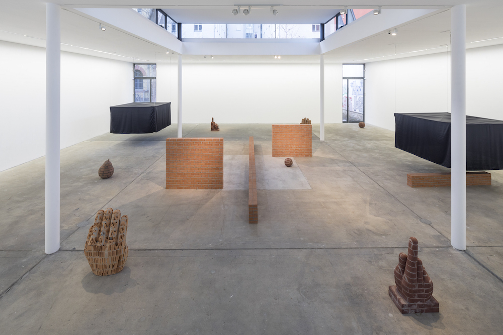 "Judith Hopf ""Stepping Stairs"" (Installation view) at KW Institute for Contemporary Art."