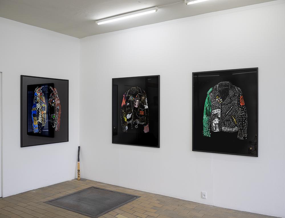 Rose Eken, Resistance. Installation view, V1 Gallery, 2018. Photo: Jan Søndergaard.