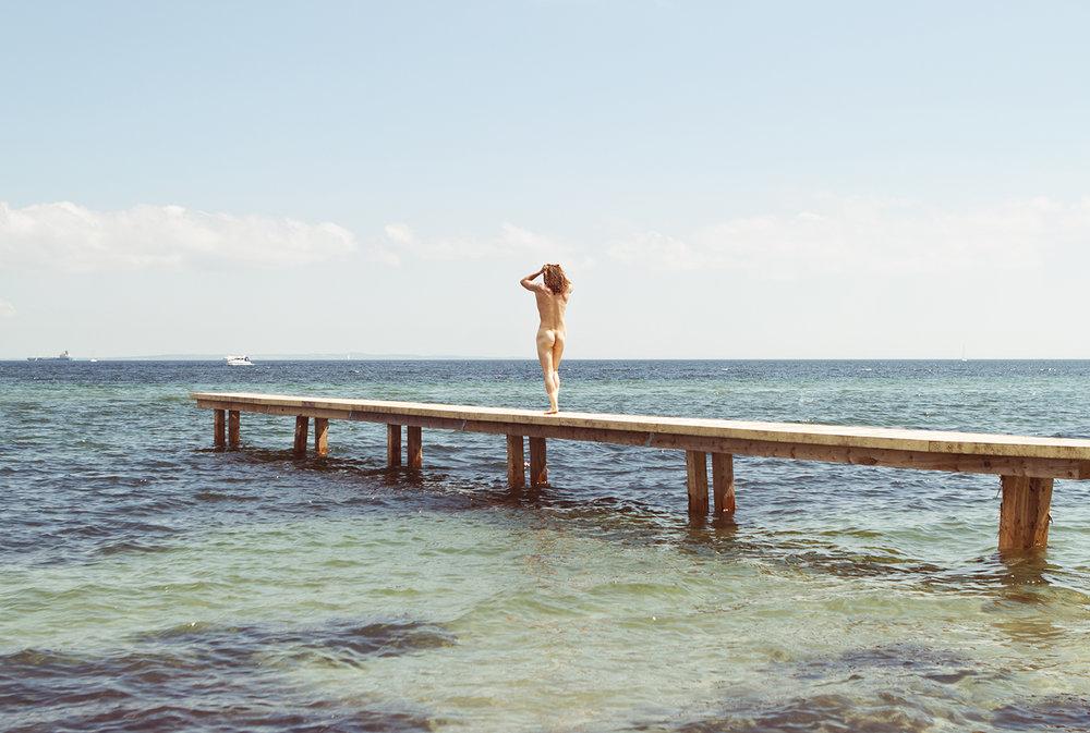 "Nina Saunders, ""Heartbreaker"". Foto © I DO ART Agency."