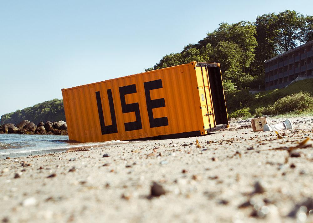 """Bureau Detours, """"U.S.E. Flotsam"""". Foto © I DO ART Agency."""