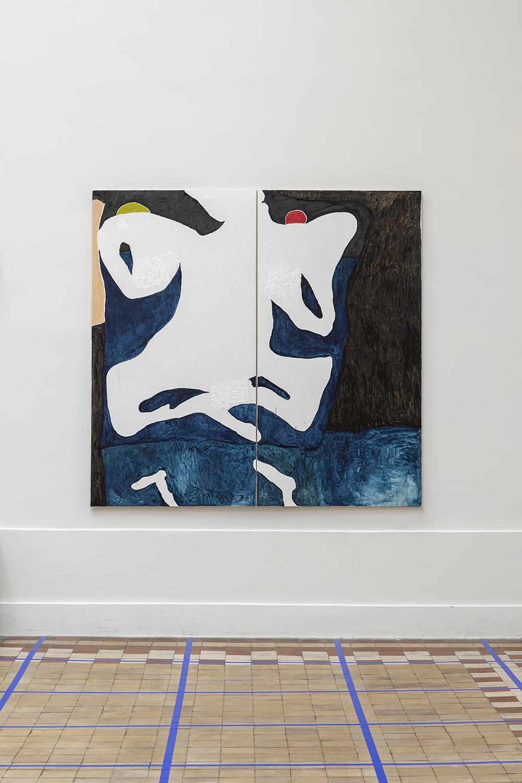 Bertil Heltoft 'Untitled'. Fotograf Jan Søndergaard.