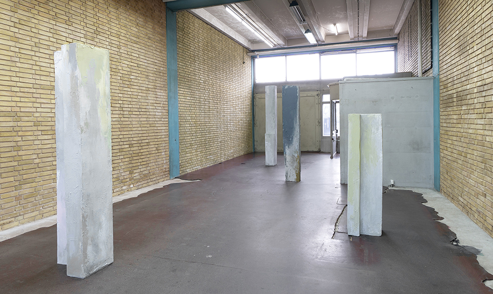 Jeanette Hillig, Quidditas. Installation view. Foto: Jakob Hunosøe.