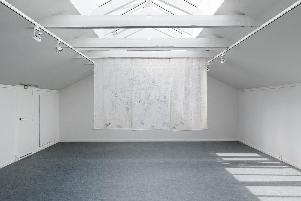 Anja Franke, Tip Top, Møllergade 6, Svendborg, 2018. Foto © I DO ART Agency.