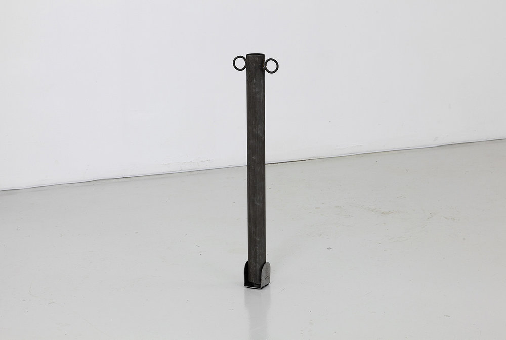 Tessa Lynch, Upright/Downright, 2013 (Metal). Photo: Kevin Malcolm.