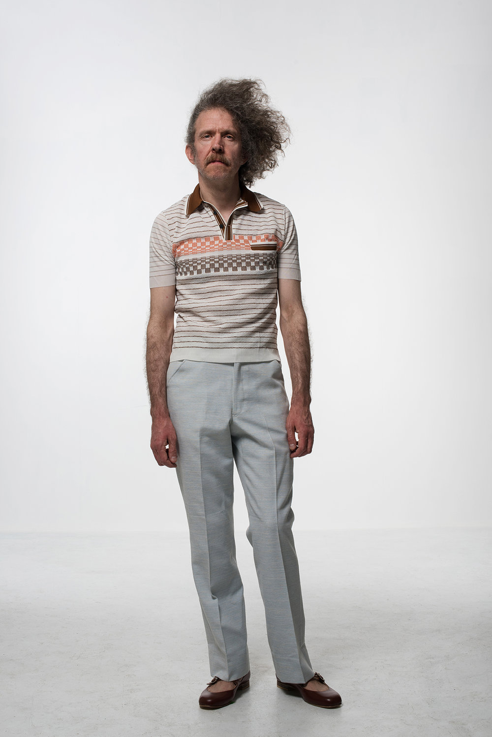 Martin Creed. Press photo.