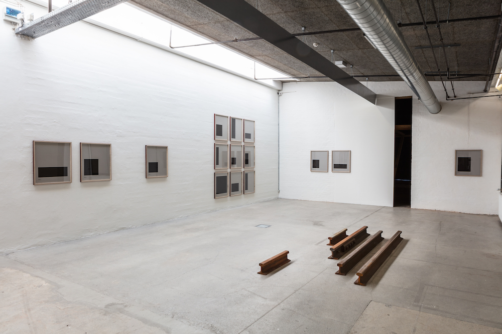 "E.B. Itso ""Portable Darkness"" (installation view), Kunsthal Nord. Foto: Niels Fabæk."