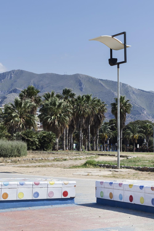Havnefront i Palermo. Foto © I DO ART Agency.