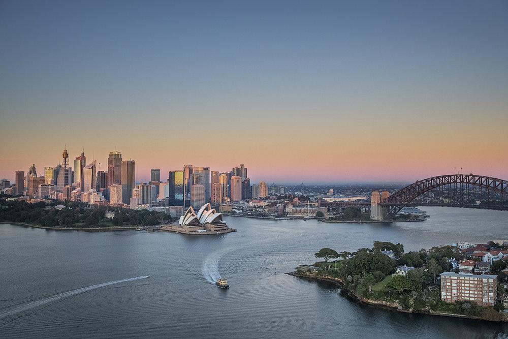 Sydney Opera House, 2017. Foto: Hamilton Lund.