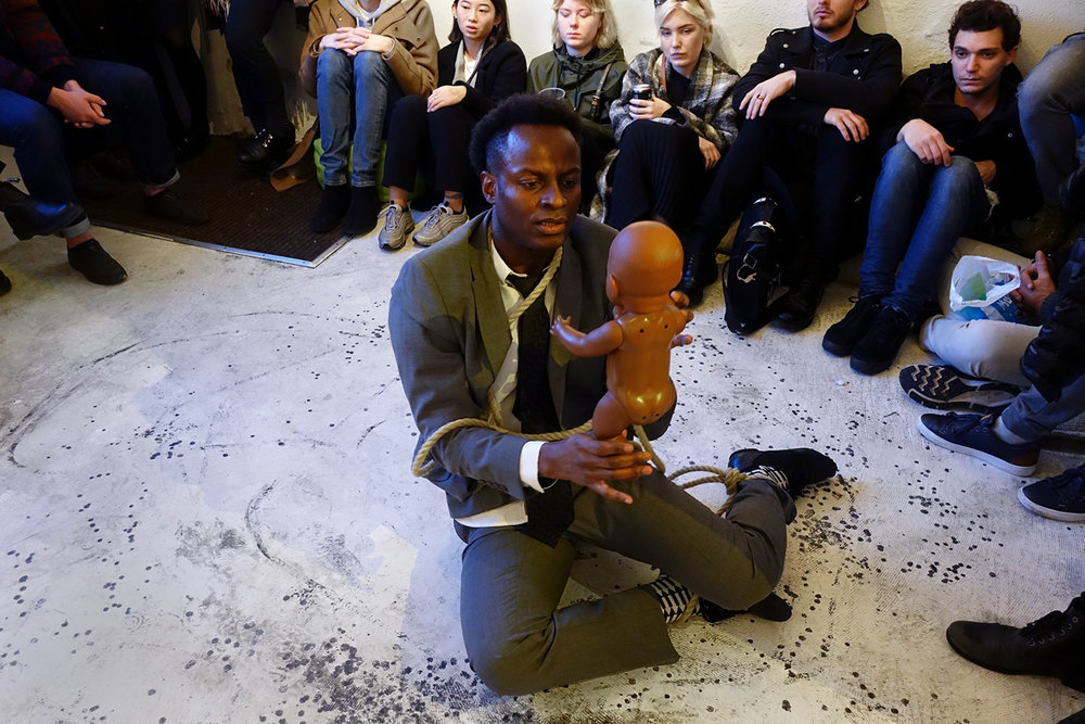"Sandro Masai ""003.� Foto: Scott William Raby & Rikke Ehlers Nilsson."