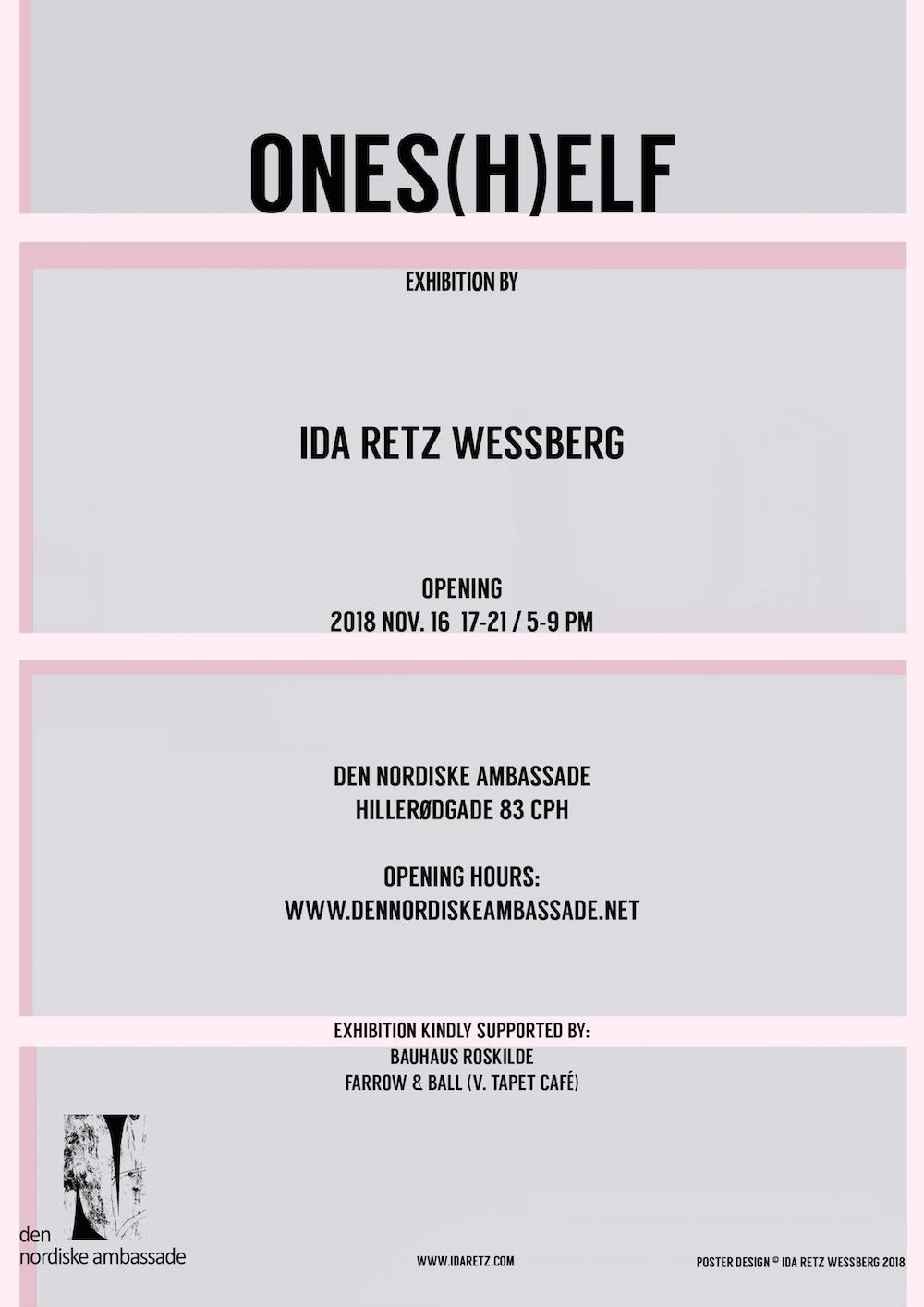 poster_ones(h)elf_Ida Retz Wessberg.jpg