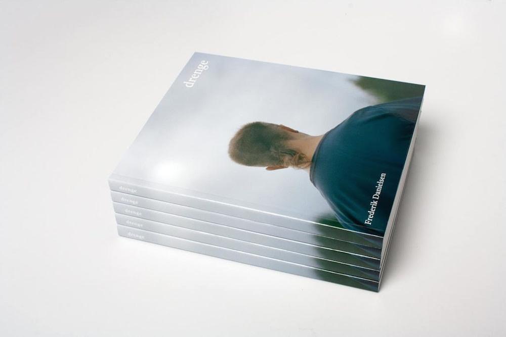 """Frederik Danielsen """"Drenge,"""" udgivet af Disko Bay, 2018."""